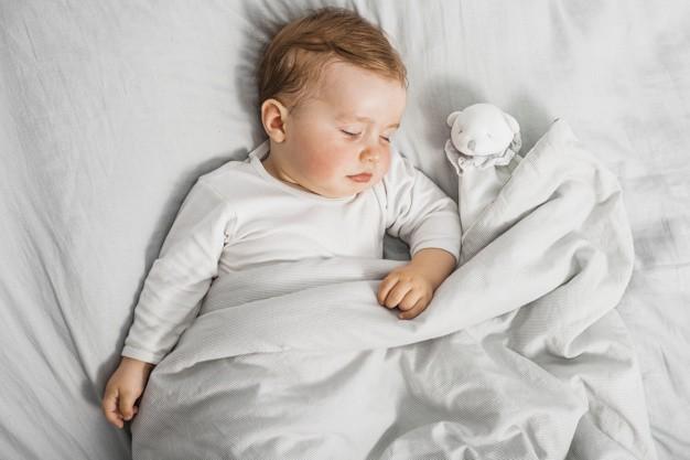 uyuyan tatlı bebek fotoğrafları